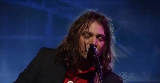 Watch The War On Drugs Play 'Letterman'