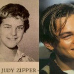 Is Leonardo DiCaprio Actually This Woman From A Yearbook?