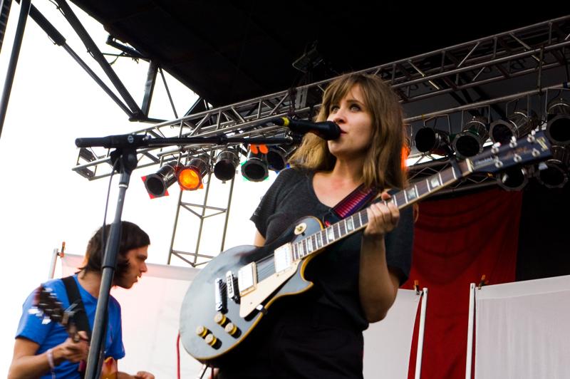 Pitchfork Music Festival 2012: Friday