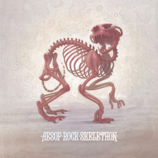 Stream Aesop Rock <em>Skelethon</em>
