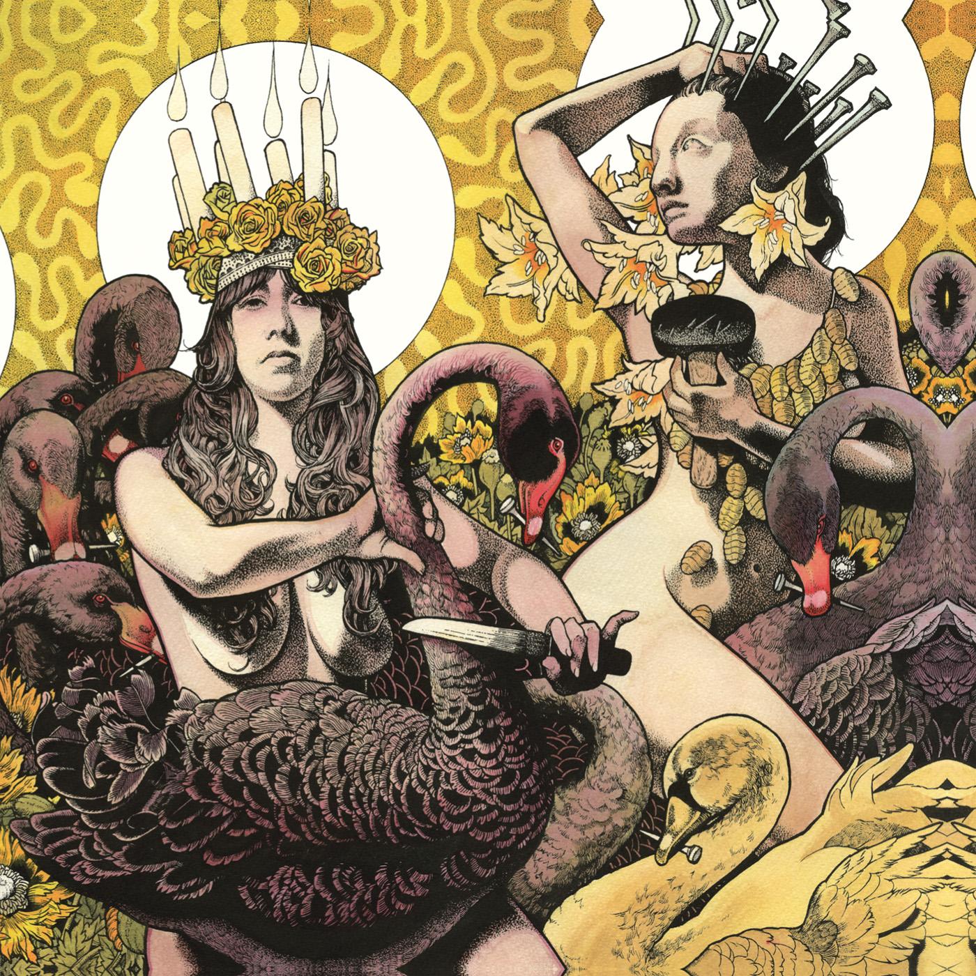 Stream Baroness <em>Yellow &#038; Green</em>