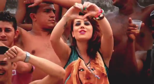 "Bonde Do Rolê – ""Brazilian Boys"" (Feat. Ce'Cile) Video (Stereogum Premiere)"