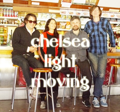 Chelsea Light Moving -