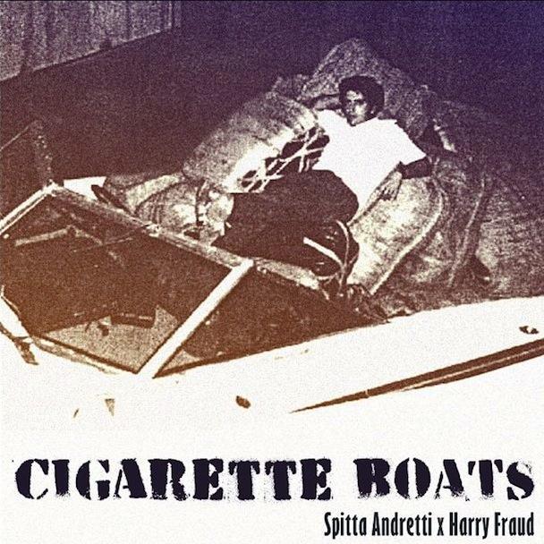 Download Curren$y &#038; Harry Fraud <em>Cigarette Boats</em> EP