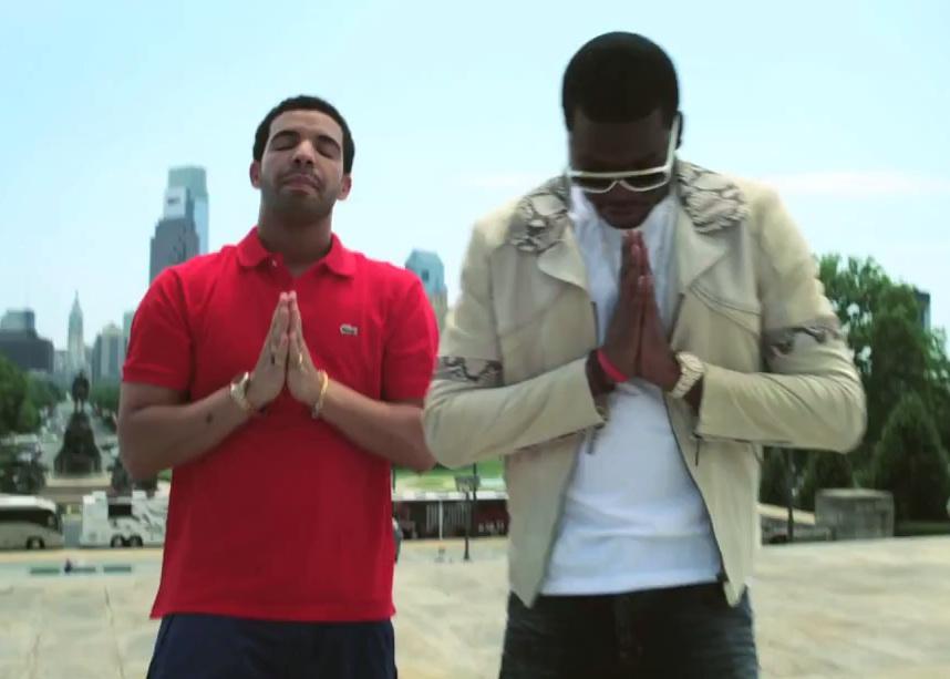 "Meek Mill – ""Amen"" Video (Feat. Drake & Jeremih)"