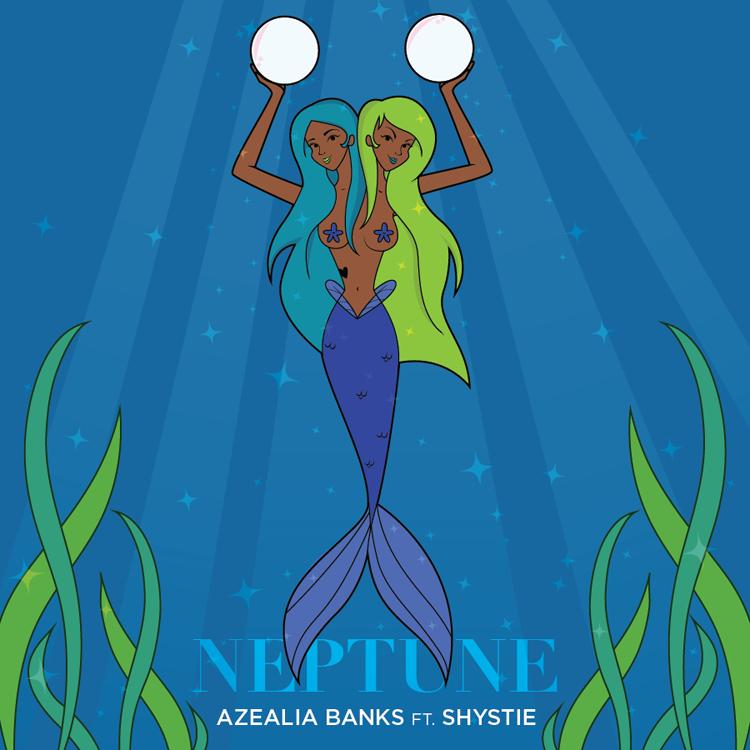 """Azealia Banks – """"Neptune"""" (Feat. Shystie)"""