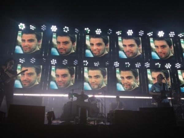 "Radiohead Honor Drum Tech, Play ""Treefingers"" At Live Return"
