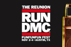 Run-D.M.C. To Reunite For Fun Fun Fun Fest
