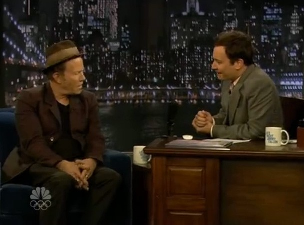 Tom Waits on Jimmy Fallon