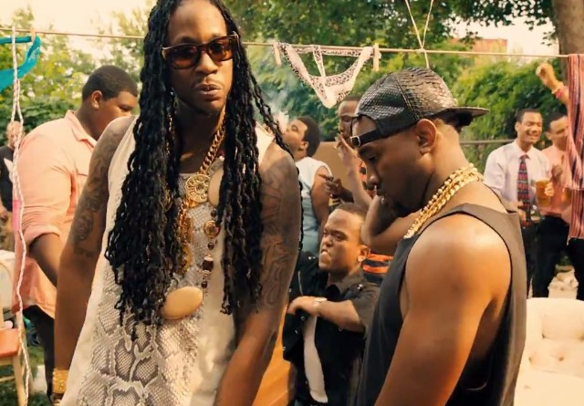 "2 Chainz - ""Birthday Song"" Video"