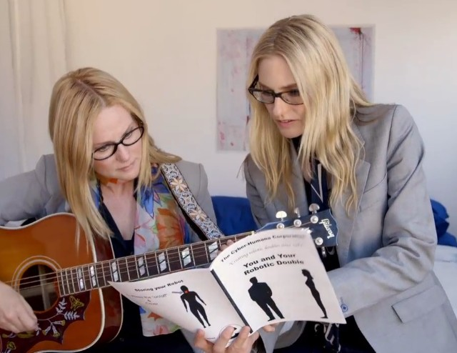 "Aimee Mann - ""Charmer"" Video"