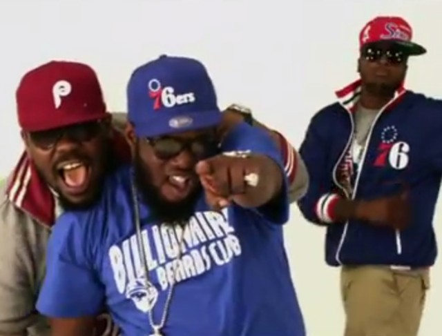 "Beanie Sigel - ""The Reunion"" video"