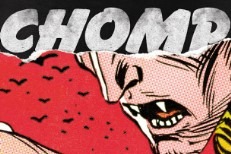 "Chomp – ""Fresh Wounds"" (Stereogum Premiere)"