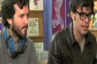 "Flight Of The Conchords – ""Feel Inside (And Stuff Like That)"" Video"