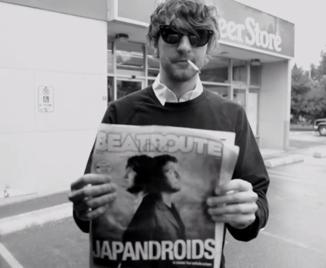 "Japandroids - ""The House That Heaven Built"" Video"