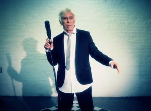 "John Cale - ""Face To The Sky"" video"