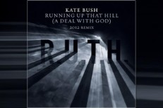 "Kate Bush – ""Running Up That Hill (A Deal With God) (2012 Remix)"""