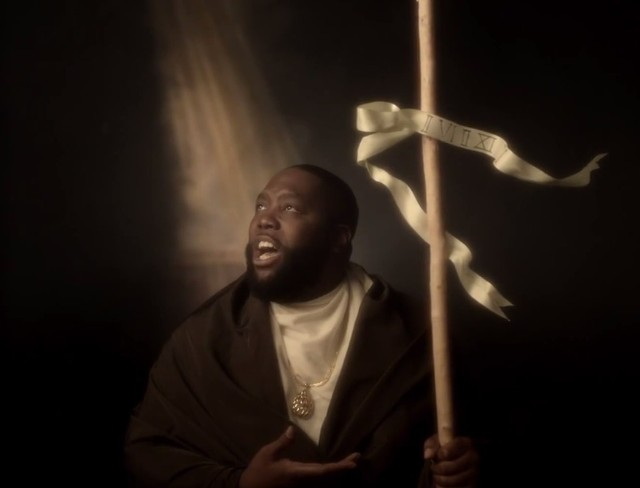 "Killer Mike - ""Untitled"" video"
