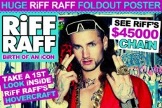 Mixtape Of The Week: Riff Raff <em>Birth Of An Icon</em>