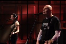 Smashing Pumpkins on Leno