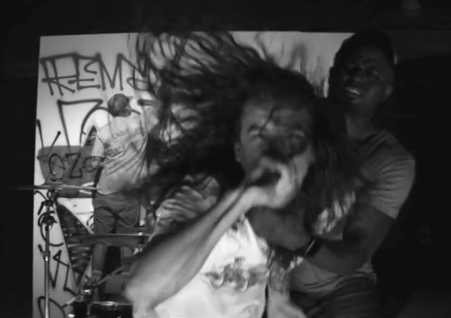 "Trash Talk - ""F.E.B.N."" Video"