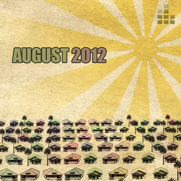 Stereogum Monthly Mix: August 2012