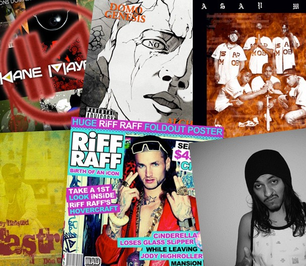 The Best Tracks From This Month's Mixtapes: August 2012
