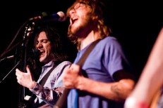 Watch Desaparecidos Reunite In Minneapolis