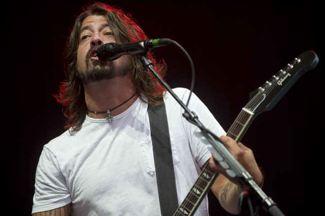 Foo Fighters @ Outside Lands
