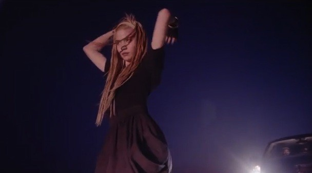 "Grimes's ""Genesis"" Video Trailer"