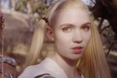 """Grimes - """"Genesis"""" Video"""