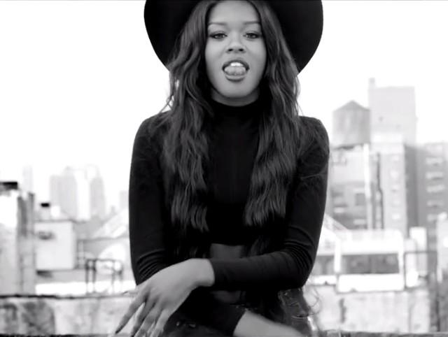 """Azealia Banks - """"Luxury"""" Video"""