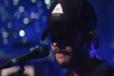 Watch Band Of Horses <em>Live From Letterman</em> Webcast