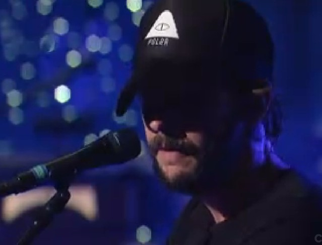 Band Of Horses Live on Letterman