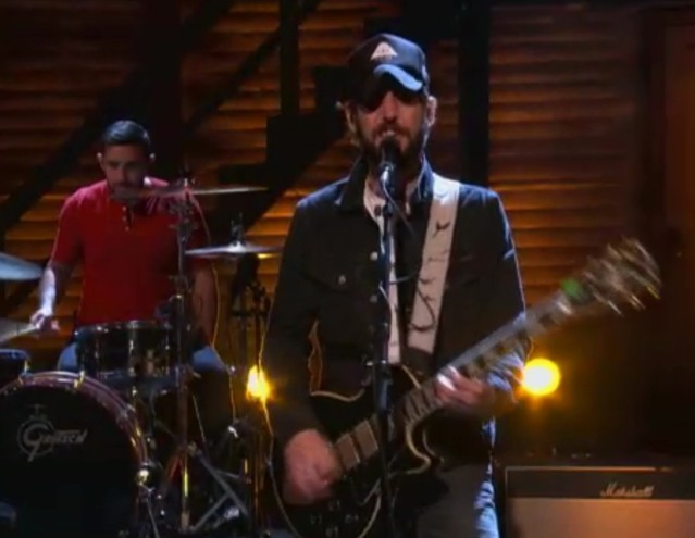 Band Of Horses on Conan