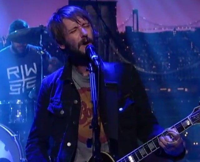 Band Of Horses on Letterman