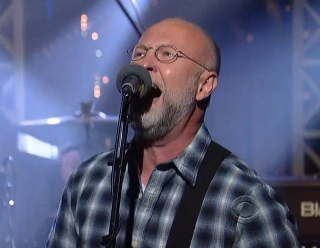 Bob Mould on Letterman