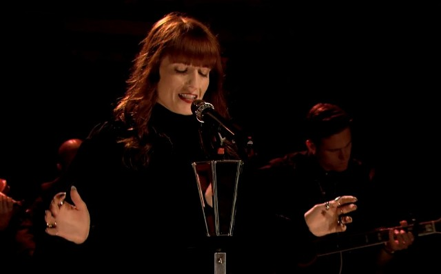 Florence And The Machine on Fallon