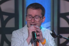 Hot Chip on Kimmel