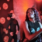 Azealia Banks, Hunters @ Wythe Hotel, Brooklyn 9/5/12