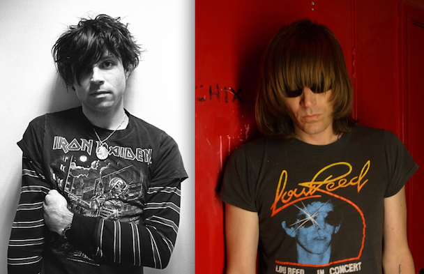 Ryan Adams, Evan Dando