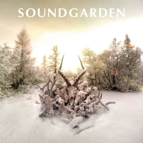"Soundgarden - ""King Animal"""