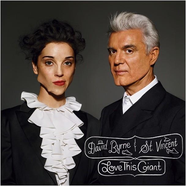 St. Vincent & David Byrne - Love This Giant