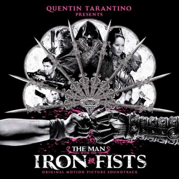 The Man With The Iron Fists soundtrack