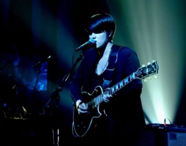The xx on Jools