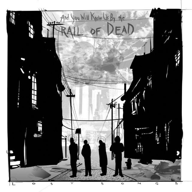 Trail Of Dead - Lost Songs