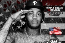 Download Waka Flocka Flame <em>Salute Me Or Shoot Me 4: Banned From America</em> Mixtape