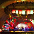 Animal Collective, Flying Lotus, Huun Huur Tu @ Hollywood Bowl, Hollywood 9/23/12