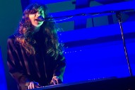 Beach House, Dustin Wong @ The Wiltern, Los Angeles 9/25/12