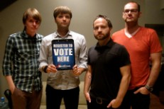 Grizzly Bear, Death Cab, St. Vincent Remind You To Register To Vote